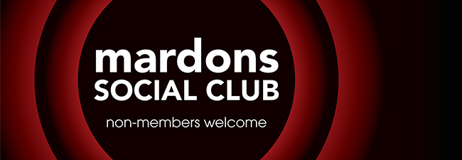 Mardons Social club Header