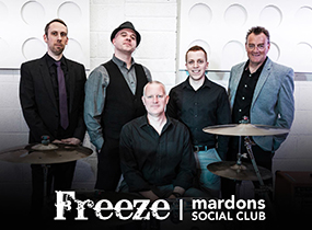 Freeze - Bristol Based Party Band