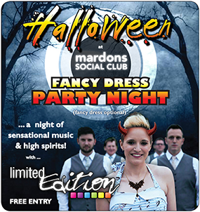 Halloween Night With Limited Edition