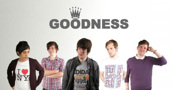 Excellennt new band Goodness