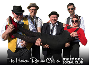 Harlem Rhythm Cats